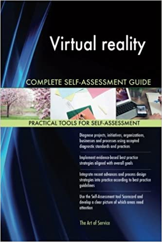 b645f5c42fbf Virtual reality Complete Self-Assessment Guide  Gerardus Blokdyk   9781548136987  Amazon.com  Books