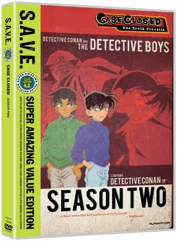 Case Closed: Season 2