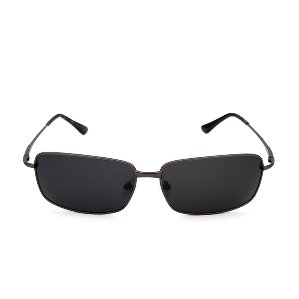 Retro Brille ultra Licht-Box/ professionelle polarisierte Sonnenbrille/Kleine Rahmen Sonnenbrillen/Laufbrille-A SNcw7PLD