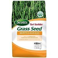 Scotts Turf Builder Grass Seed Bermudagrass, 5 lbs