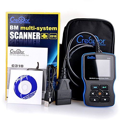 Creator V8.0 C310 Plus C310+ Code Scanner for BMW Mini Multi System Scan Tool by CREATOR (Image #5)