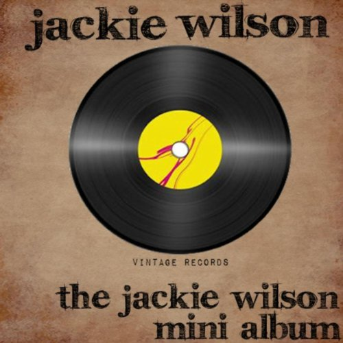 The Jackie Wilson Mini Album