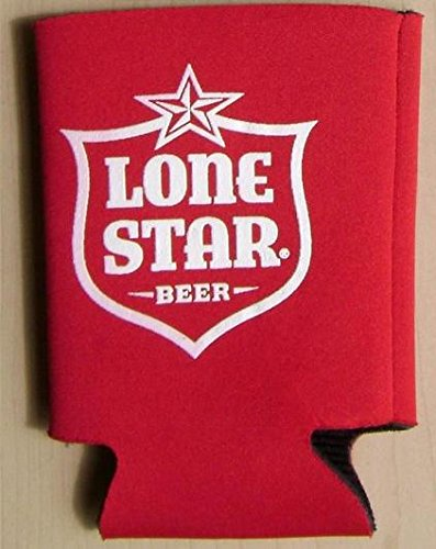 (Lone Star Beer Can Kaddy Coolie Huggie)