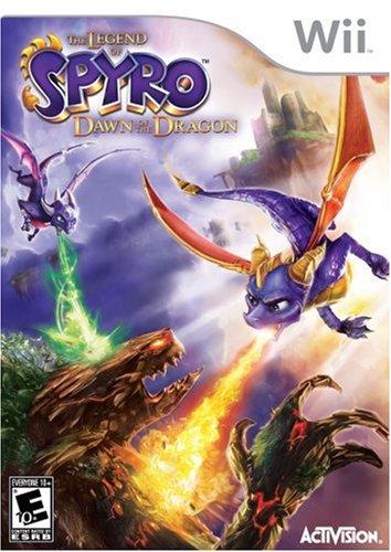 Legend Of Spyro  Dawn Of The Dragon