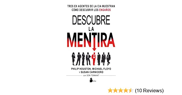 Amazon.com: DESCUBRE LA MENTIRA (Spanish Edition) eBook: HOUSTON PHILIP: Kindle Store