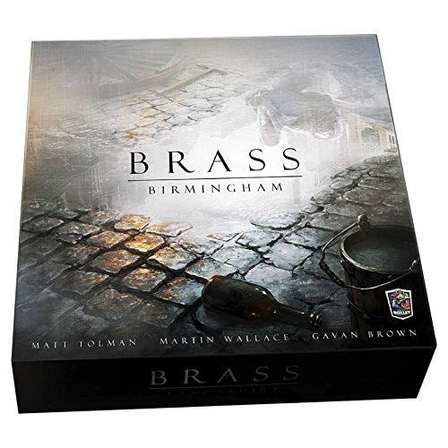 Roxley Games Brass Birmingham Board Games by Roxley Games (Image #1)