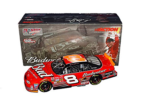 AUTOGRAPHED 2002 Dale Earnhardt Jr. #8 Budweiser Racing, used for sale  Delivered anywhere in USA