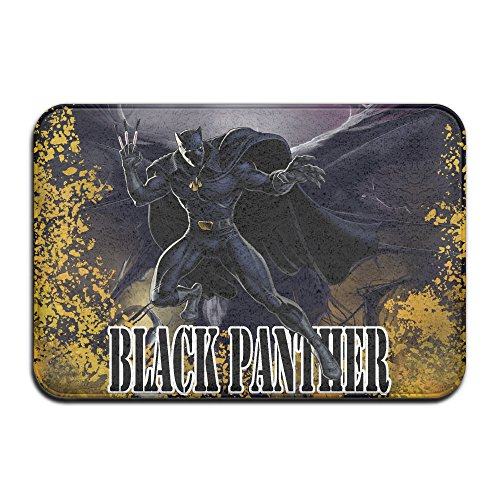 Super Hero Royalty Guardian Non-Slip Door Mat 23.615.7 Inch For Kitchen,Bathroom,etc. (Kirby Toilet compare prices)