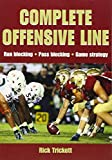 img - for Complete Offensive Line book / textbook / text book