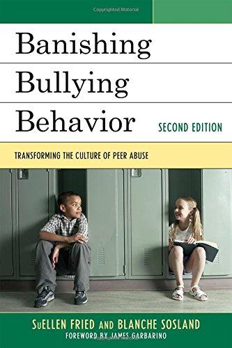 Banishing Bullying Behavior: Transforming the Culture of Peer Abuse