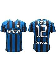 L.C. Sport srl Maglia Sensi Inter 2020 Home Ufficiale Stagione 2019 2020 Replica Autorizzata Stefano 12