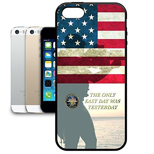 Navy Seals USA - Bumper Phone Case For Apple iPhone 5/5S (Seals Iphone 5s Case compare prices)