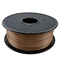 TIANSE Wood 3D Printer Filament 1.75mm 1KG Spool Filament for 3D Printing, Dimensional Accuracy +/- 0.03 mm by TIANSE