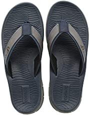 Men's-sport-flip flops-Casual-Comfort-Sandals-With Arch Support-Outdoor-Beach-Size 7~13