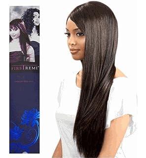 Amazon.com   BOBBI BOSS FIRST REMI 100% Premium Human Hair Weave ... e6fdfec4c7