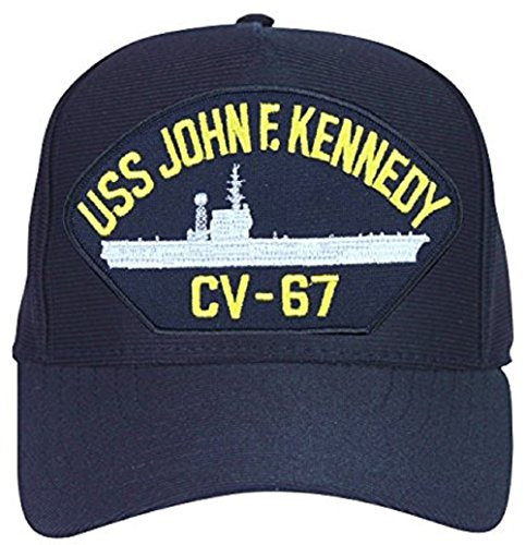 - USS John F. Kennedy CV-67 Navy Ship Cap