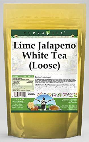 Lime Jalapeno White Tea (Loose) (8 oz, ZIN: 545879)