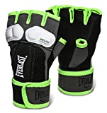 Everlast Prime Evergel Boxing Hand Wraps, Black, Medium