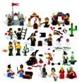 Lego Education Fairytale And Historic Minifigures Set 779349 227 Pieces 22 Different Figures