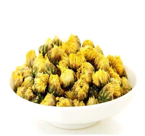 Chrysanthemum Buds Herbal Tea - Rich in antioxidants, Beautiful and Aromatic - Loose Leaf (01 oz)