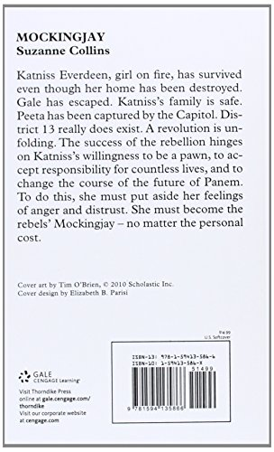 the ousting of the capitol in mockingjay a novel installment by suzanne collins Mockingjay is a 2010 science fiction novel by american author suzanne collins  it is the last installment of the  in a rebellion against the tyrannical capitol.