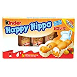 Kinder Happy Hippo - Hazelnut, .7oz x 5