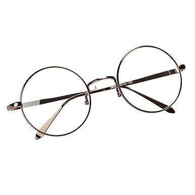 39c94320f Generic Full Rim Round Unisex Spectacle Frame(E_15017387|): Amazon ...