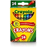 Crayola Crayons 24 Colors(Pack of 6)