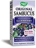 Cheap Nature's Way, Original Sambucus, Standardized Elderberry Lozenges, 30 Lozenges. Pack of 2