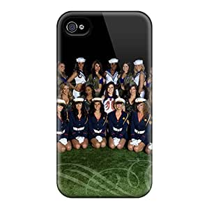 New Diy Design Indianapolis Colts Cheerleaders 2013 For Iphone 4/4s Cases Comfortable For Lovers And Friends For Christmas Gifts