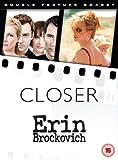 Closer / Erin Brockovich [DVD]