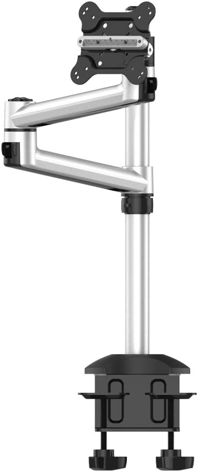 Cotytech Apple Monitor Mount for Desk with Quick Release Dual Arm (BL-AP14)