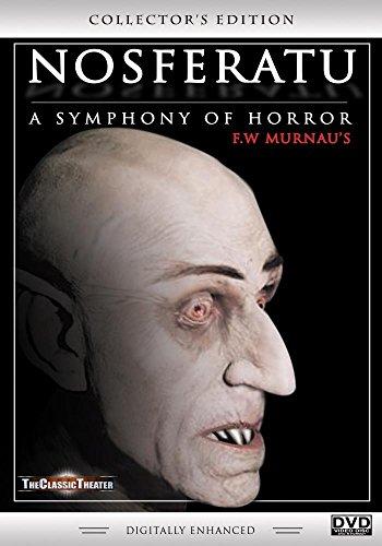 Nosferatu, A Symphony of Horror, F. W. Murnau (1922)