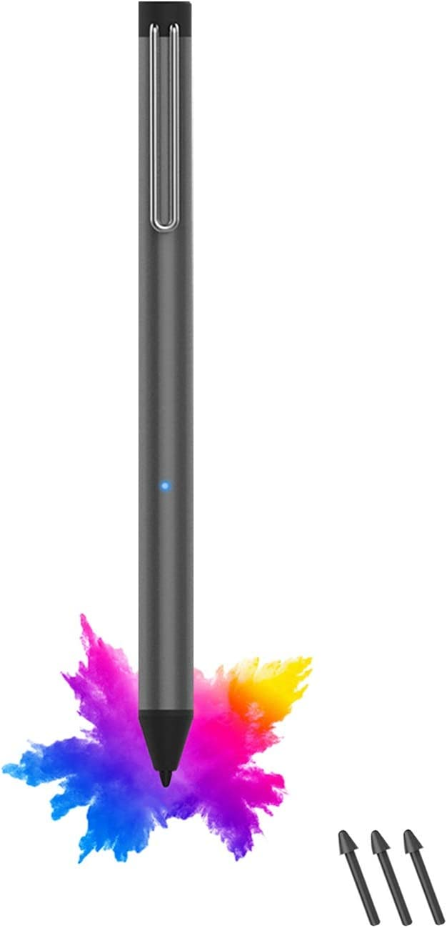 Stylus for Apple iPad, Active Digital Pen for iPads After 2018, iPad 6/7 / Pro 3-12.9