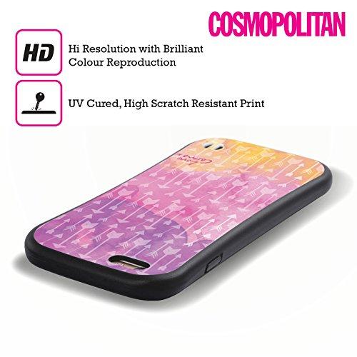 Official Cosmopolitan Arrows Boho Hybrid Case for Apple iPhone 6 / 6s