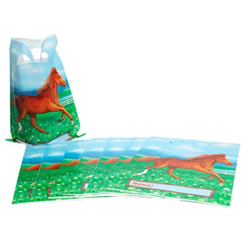(My Horse Loot Bags 8ct)