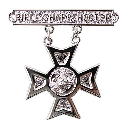 Vanguard MARINE CORPS QUALIFICATION BADGE: RIFLE -