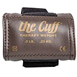 The Cuff Original Adjustable Ankle and Wrist Weight for Yoga, Dance, Running, Cardio, Aerobics, Toning, and Physical Therapy.