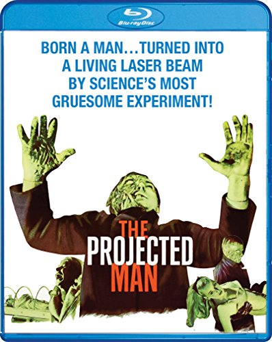 The Projected Man [Blu-ray] -