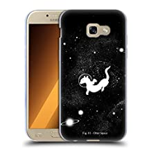 Official Tobe Fonseca Otter Space Space 2 Soft Gel Case for Samsung Galaxy A5 (2017)