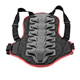 Breathable Back Protector Back Piece Sports Bike Motorcycle Motocross Racing Skiing Body Armor Skating Jackets L Size