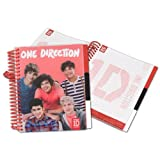 One Direction 'Divider' Notebook Stationery