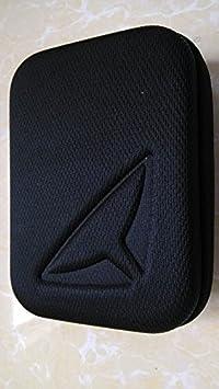 JMT EVA portátil bolsa dura cubierta protectora a prueba de choques para Gopro HD Hero3 Hero3 + cámara negro: Amazon.es: Electrónica