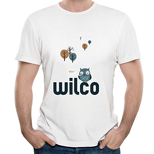 Belva Wilco Live Tour Poster Unique Men's Tshirt