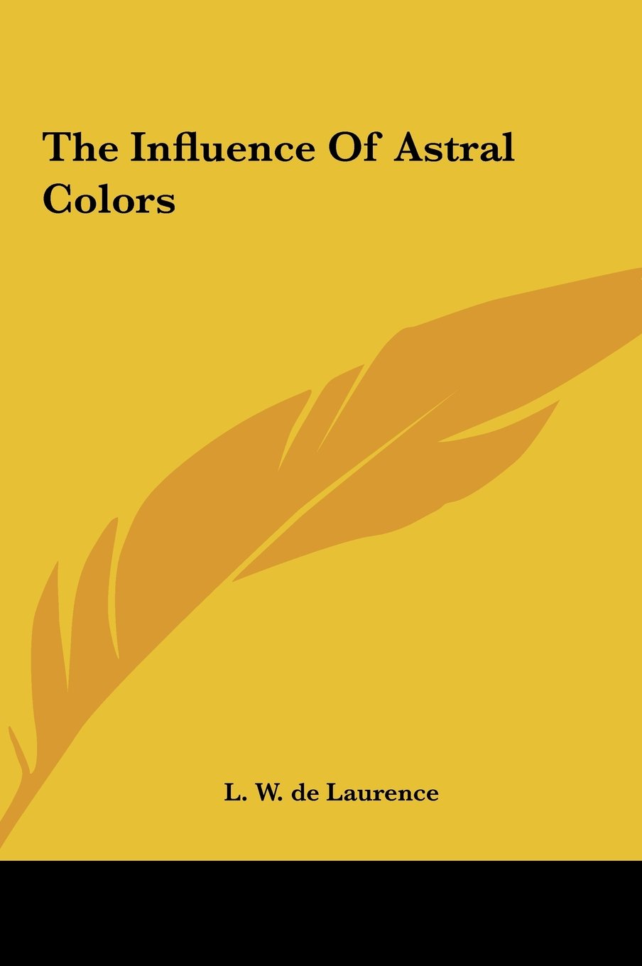 Download The Influence Of Astral Colors pdf epub