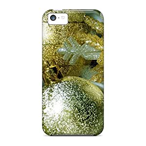Special Design Back Christmas Phone Case Cover For Iphone 5c