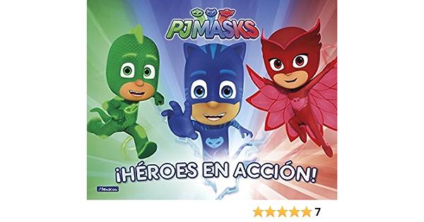 ¡Héroes en acción! (PJ Masks. Libro regalo) : Varios autores ...