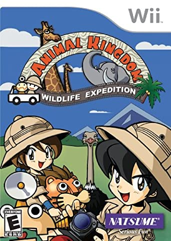Animal Kingdom: Wildlife Expedition - Nintendo Wii (Africa Expedition)