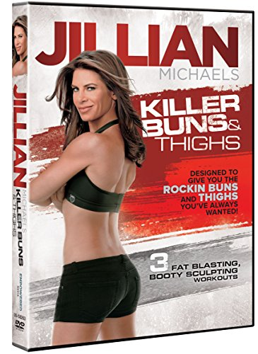 Jillian Michaels Killer Buns Thighs