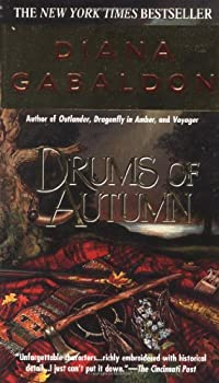 Drums of Autumn 0385311400 Book Cover